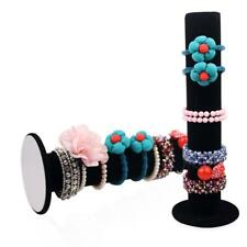 Retail Velvet Jewelry Display Stand T-bar Bangle Bracelet Watch Holder