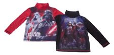 Boys Long Sleeved Top Polo Top Star Wars 4-10 Years
