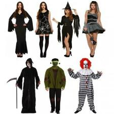 ADULT MENS WOMENS LADIES HALLOWEEN PARTY PUB FANCY DRESS COSTUME HORROR OUTFIT