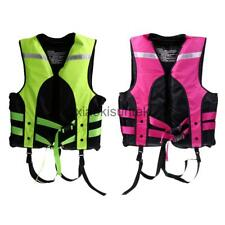 Kids Safety Life Jackets Fishing Vest Buoyancy Aid for Boating Drifting Swimming