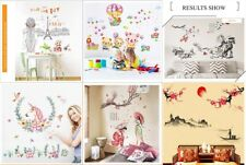 Removable Decal Transfer Interior Home Wall Stickers Art Decal Paper Home Decor