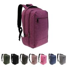 Casual Lightweight Water Resistant College School Laptop Backpack Travel Bag