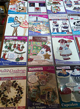 NEW Anita Goodesign Embroidery/Quilting Collections Titles 3D-P. *YOU CHOOSE*