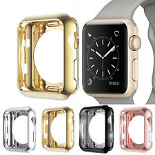 Full Body Snap On Case Cover Protector For Apple Watch Series 1/2 38mm/42mm