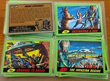 Topps Mars Attacks! Heritage Selection of Green Bordered Parallel Cards Part 1