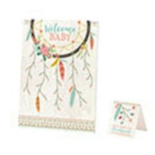 NEW LILLIAN ROSE! TRIBAL BABY SHOWER COLLECTION