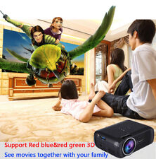 Mini LED Projector WiFi 3D Beamer Full HD 1080P Projector Home Theater Projector