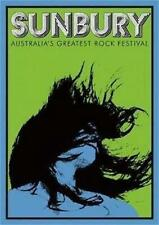 Sunbury: Australia's Greatest Rock Festival by Peter Evans Hardcover Book