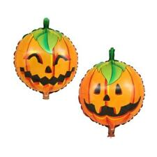 Halloween Pumpkin Foil Balloon Party Decoration Props Kids Gift Toy 18in