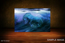 Water Horse Liquide  CANVAS PRINT FRAMED or ROLLED choose size A2,A1,A0