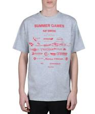 Raf Simons Summer Games cotton t-shirt (easy fit) FW17