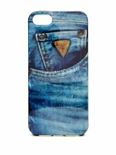 Women's Denim iPhone 5/5s Hard-Shell Case