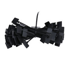 100 pieces 100x2.5mm Nylon Cable Ties for Household Construction Electronic