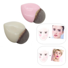 Makeup Brush Powder Blush Heart-shaped 1 pcs Bottom Brush Makeup Brush