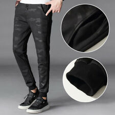 Stretch hip hop pants Men's casual pants Men's Sweatpants Sports pants
