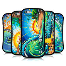 OFFICIAL DREW BROPHY SURF ART 2 HYBRID CASE FOR APPLE iPHONES PHONES