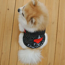 Puppy Clothes Sleeveless Vest T-Shirt Apparel Clothing Pet Dog For Dog