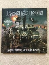 Iron Maiden - A Matter Of Life & Death Ltd Edition Double Picture Disc 12