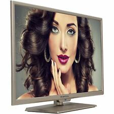 "32"" 720p 60Hz Class LED HDTV Built-In DVD Player Home Entertainment Electronics"
