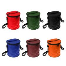 Portable Picnic Lunch Thermal Insulated Shoulder Bag Ice Cooler Storage Box