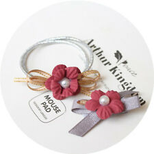 Rope Cloth Headbands Flower Hair Rubber bands Ties Hair Accessories Hair Ring