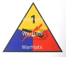 USA Armoured Divisions WW2 Helmet Paper Decal US M1 M1C M1938 M38