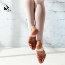 Ballet Stirrup Pantyhose Ballet Dance Tights Long Stockings Socks Baiw Dance