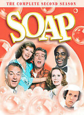 Soap - The Complete Second Season (DVD, 2004, 3-Disc Set)(BRAND NEW)