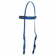 Zilco Deluxe Endurance Bridle Headstall Piece for Endurance Horse Bridle