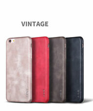 X-LEVEL Ultra Slim Hard Back Leather Classic Phone Case Cover For Apple iPhone X