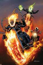 Ghost Riders: Heavens on Fire No.5 Cover: Ghost Rider Poster