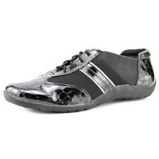 Ros Hommerson Nancy  N/S Round Toe Patent Leather  Sneakers NWOB