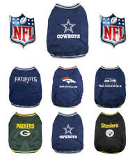 NFL DOG SIDELINE JACKET * Choose Your Team *  Football Fan Gear Pet Puppy Coat