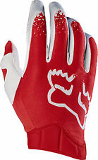 Fox Racing Airline Moth 2017 Mens MX/Offroad Gloves Red/White