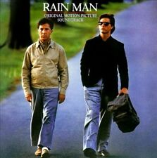 Rain Man Soundtrack by Hans Zimmer (CD-1991, Capitol/EMI Records) NEW SEALED!