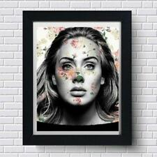 Adele Wall Art  | Lisa Jaye Art Designs