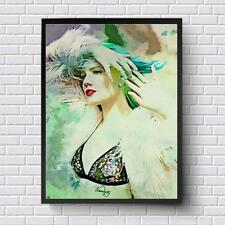 Halsey Wall Art  | Lisa Jaye Art Designs