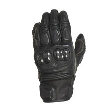 Scorpion Womens Black SGS MKII Leather Motorcycle Gloves