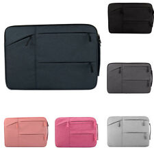 Portable 13 inch Laptop Sleeve Case Carry Bag Pouch For Macbook Mac Laptop