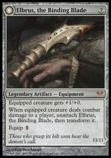 Elbrus, the Binding Blade MTG Dark Ascension English Multicoloured MYTHIC RARE