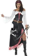 Ladies Sultry Pirate swashbuckler Fancy Dress Costume / Outfit