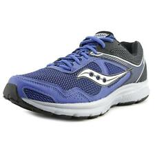Saucony Grid Cohesion 10 Men W Round Toe Synthetic Blue Running Shoe