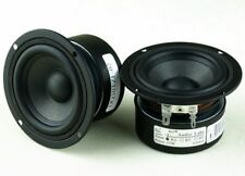 "2pcs 3""inch full-range speakers 4ohm/8ohm 12W hifi sound quality loudspeaker"