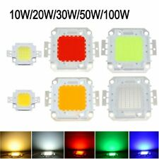High Power 10W 20W 30W 50W 100W SMD LED Chip Lamp COB Bulb Bead for Flood Light