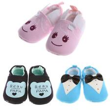 Infant Baby Girl Boy Toddler Soft Cotton Crib Shoes Plaid Shoes Trainers