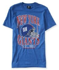 NWT MENS NFL GIANTS SHORT SLEEVE GRAPHIC T SHIRT S  M L XL AEROPOSTALE