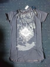 Harry Potter T-Shirt Various Small Medium Large Hogwarts Primark Marauders Kids