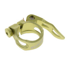 34.9mm Aluminum Alloy Mountain Road Bike Bicycle Seatpost Clamp Components