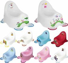 Solution STEADY POTTY DISNEY CHARACTERS Baby/Toddler Bath Potty Training
