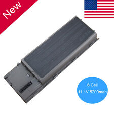 New 5200mAh 6 Cell Laptop Battery for Dell Latitude D620 D630 D631 D640 PC764